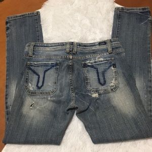 "VIGOSS STUDIO ""The Ritz"" Jeans Size 30"